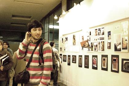 vernisajul expozitiei de la Bucuresti (dragos!)