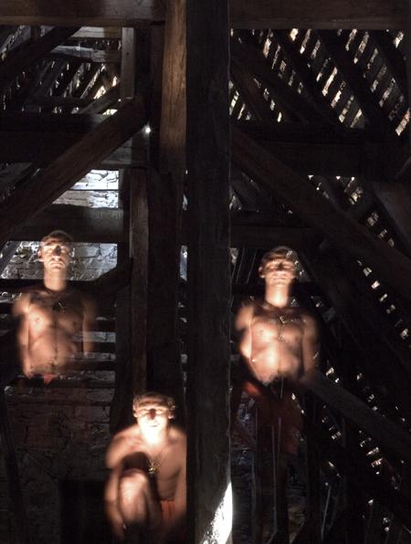 În podul de la Merghindeal